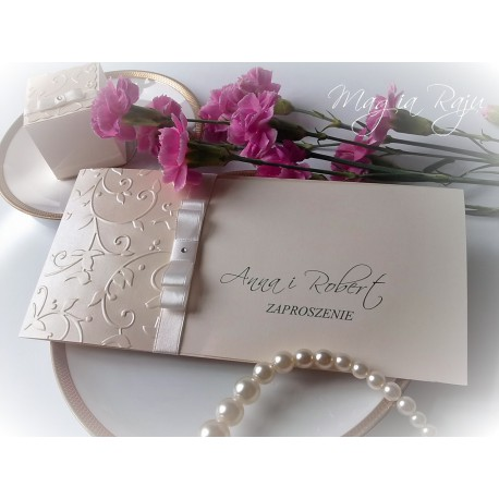 Zaprosznia, Zawiadomienia na ślub wesele personalizowane