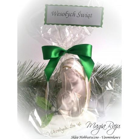 Podziękowania Prezent Upomonek Boże Narodzenie personalizowane.
